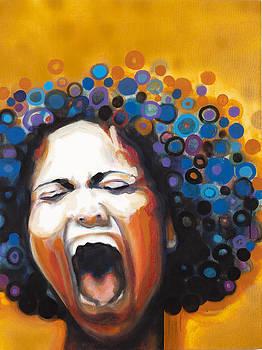 The scream 2 by Giulianno Delgado