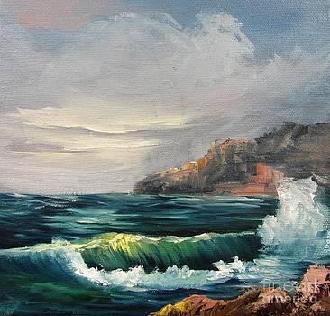 The Sea by Barbara Haviland