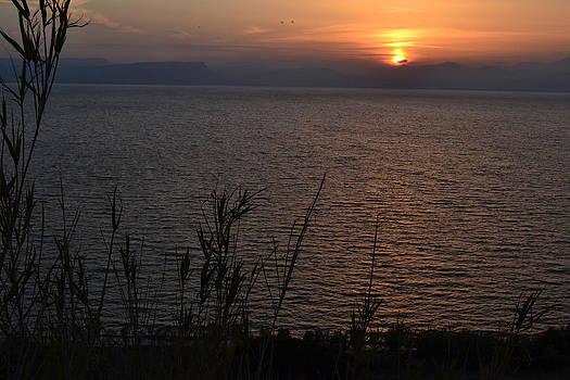 The Sea of Galilee by Atul Daimari