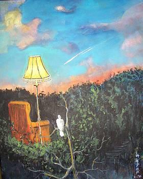 The Seekers Reward by James  Lalepop Becker