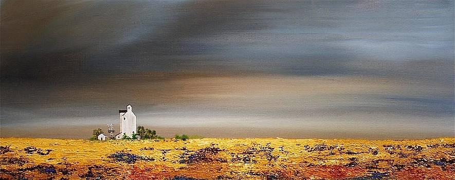 The Sentinel by William Renzulli