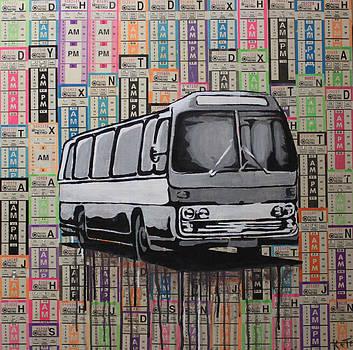 The Shame Train by Kate Tesch