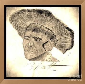 The shamen by Sylvia Howarth
