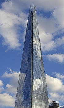 Venetia Featherstone-Witty - The Shard of Glass London