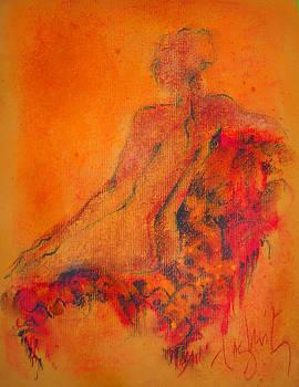 The Shawl by Josie Taglienti