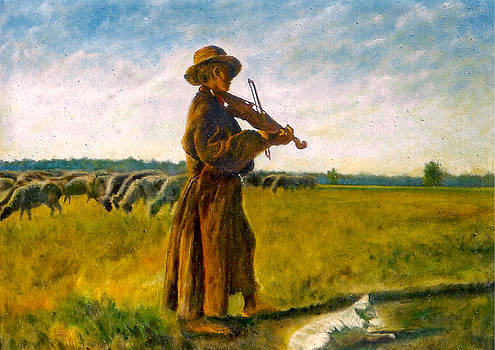 Henryk Gorecki - The Shepherd