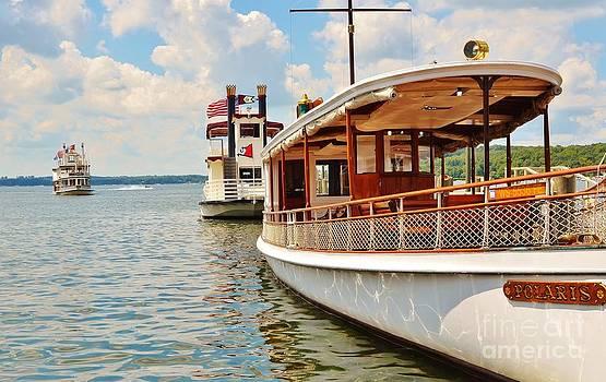 Jennie Stewart - The Ships of Lake Geneva