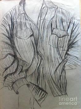 The Shirt by Michelle Deyna-Hayward