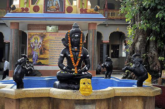 Bliss Of Art - THe Shiva Fountain
