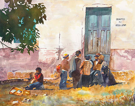 The Shoeshine Mob by John Ressler