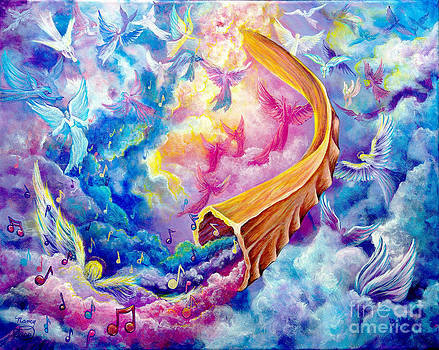 The Shofar by Nancy Cupp