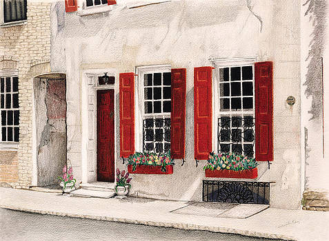 The Shutters by Deborah King - DKS Studio