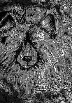 Maria Urso  - The Silver Wolf