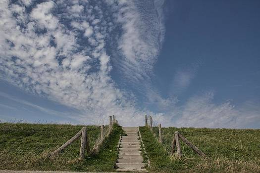 The sky is the limit by Esther Branderhorst