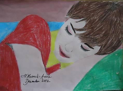The sleep by Fladelita Messerli-
