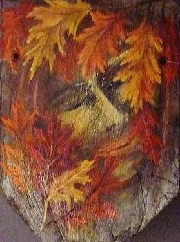 The Sleeping Dryad by Karen-Whytock-Lucas