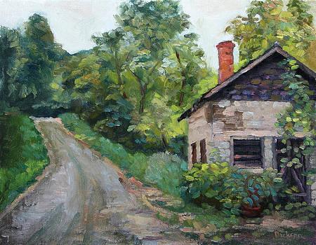 The smokehouse by Jeff Dickson