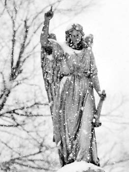 Gothicrow Images - The Snow Angel