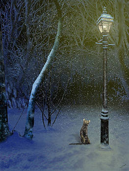 The Snow Cat by Nigel Follett