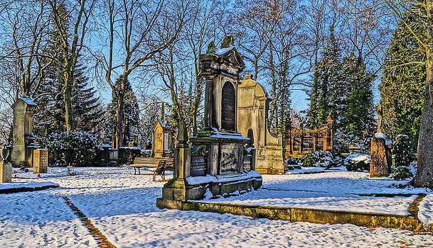 Alexander Drum - the snowy grave