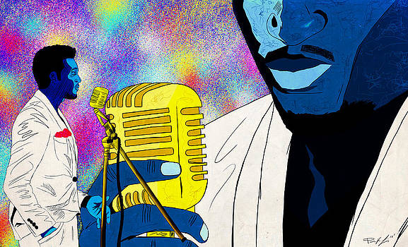 The Soul Singer by Kenal Louis