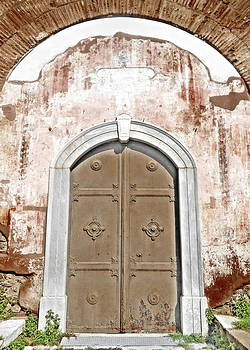 Ioanna Papanikolaou - the south gate