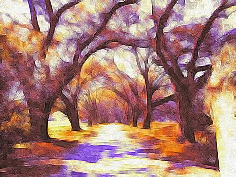The South Has the Best Trees by Patricia Greer