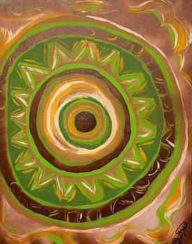 The spanish eye by Artista Elisabet