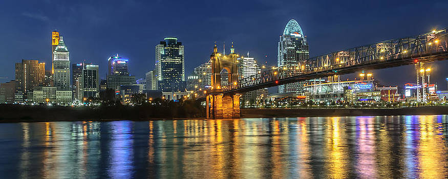 The Sparkle of the Queen City by At Lands End Photography