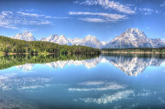 The Spectacularly Grand Tetons by Bruce Friedman