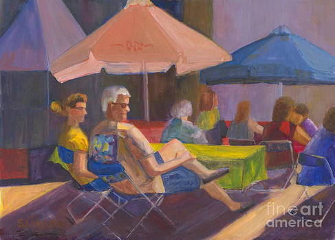 The Spectators by Sandy Linden