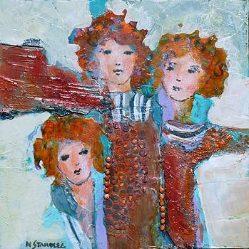 The Spicewood Girls by Nancy Standlee