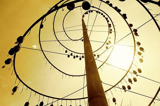 The spiral route by Mona Singh