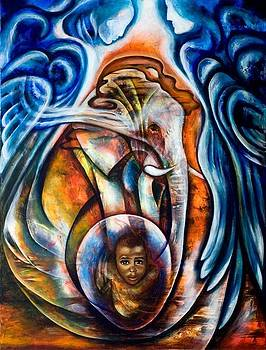 The Spirit of Africa by Gabriela  Taylor