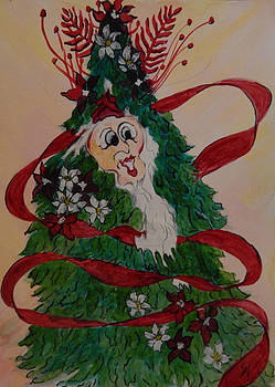 The Spirit of Christmas by Shirley Watts