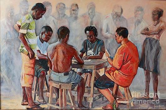 The Spirit of Domino by Jeffrey Samuels
