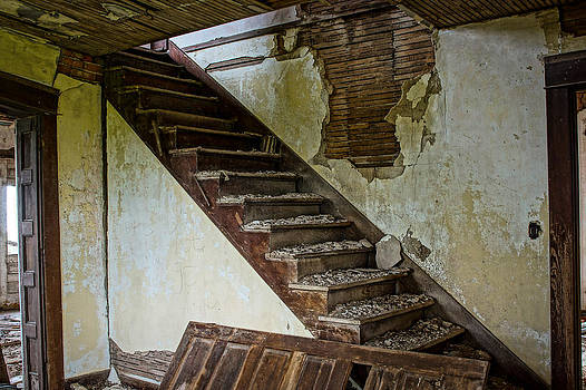 The Staircase by Randy  Shellenbarger