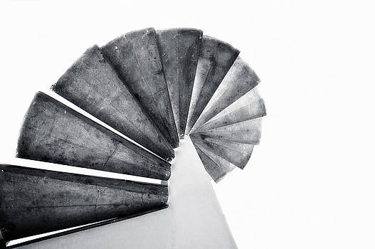 The stairs by Robin Cuervo
