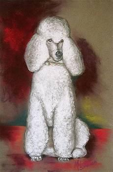 The Standard Poodle by Melinda Saminski