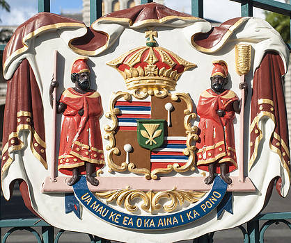 Ramunas Bruzas - The State Emblem of Hawaii