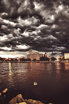 The Storm by Chris Brehmer Photography