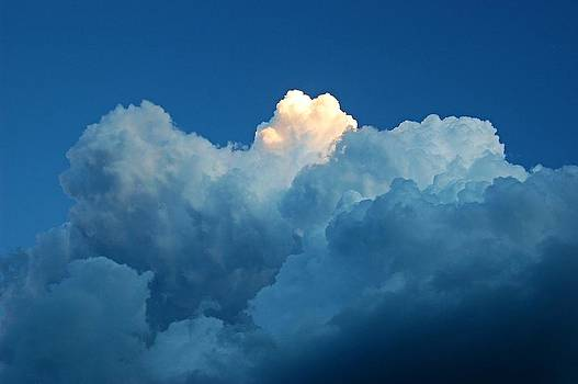 The Storm Clouds by Sharon L Stacy