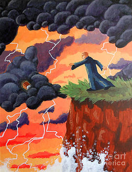 The Storm by Whitney Morton