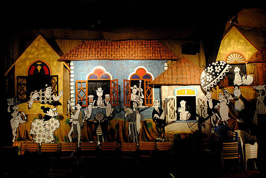 The Street Life by Vijinder Singh