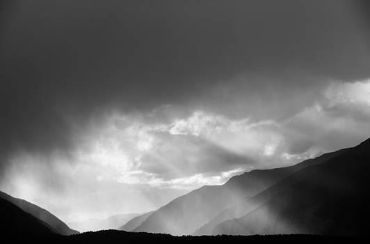The Sun and the Rain by D Scott Clark