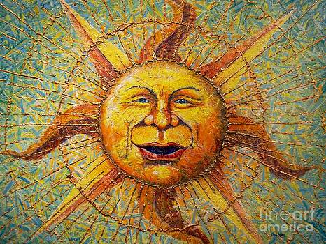 The Sun King by Gail Allen