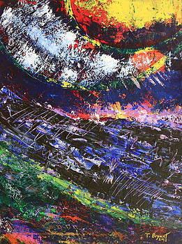 Kume Bryant - The Sun Moon and Earth