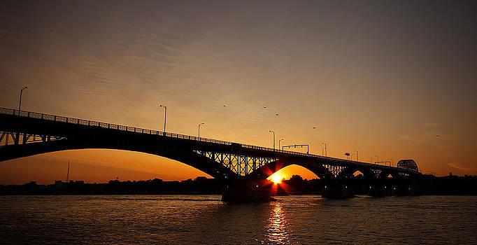 The Sunrise by Ann Sharpe