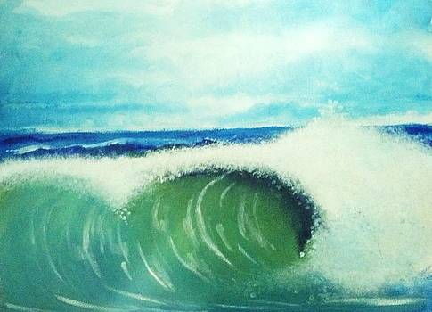The Surf by Megan Jenkins