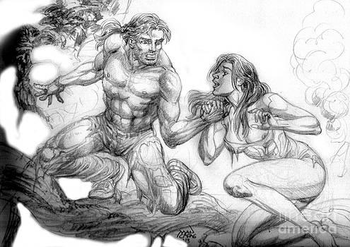 The Survivor by Manuel Cadag